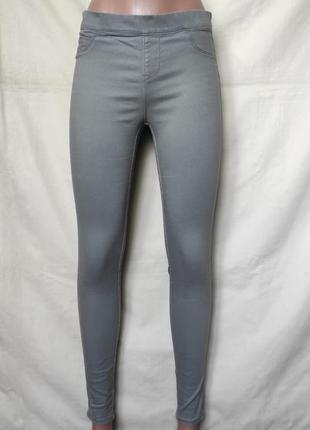 Тонкие стрейчевые джинсы/джеггинсы