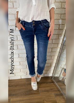 Стильные итальянские джинсы moyochix (italy)🌺☝🏻