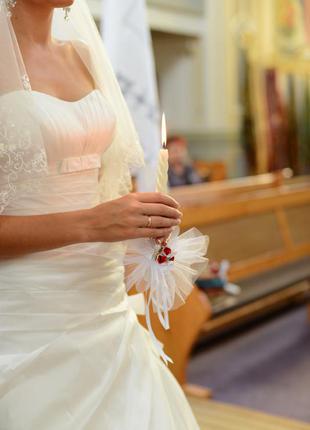 Весільне плаття від rosa clara