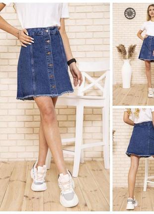 ‼️супер цена‼️ джинсовая летняя юбка