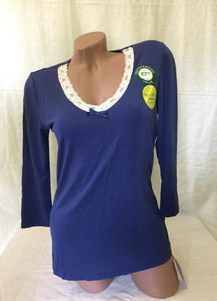 Женская пижамная кофта m&s