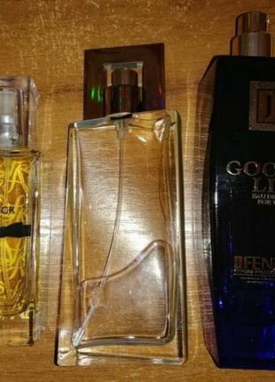 Лот духов парфумерии