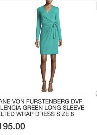 Дизайнерское платье бирюзового цвета оригинал