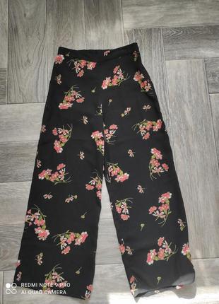 Літні брюки палацо