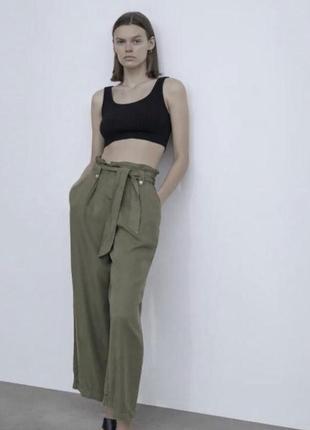 Новые женские брюки zara
