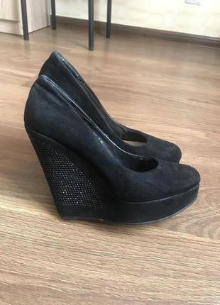 Туфли на платформе 🌿✨