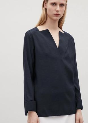 Рубашка блуза cos размер l