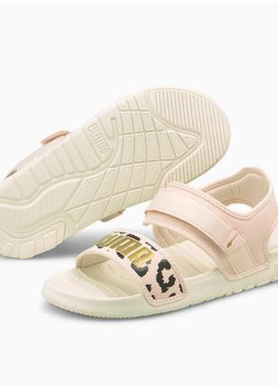 Сандали puma, сандалии, спортивные сандали на липучке, сандалі, сандали puma softride