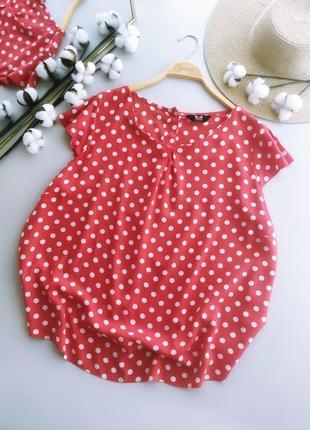 Натуральная, очень красивая блуза, вискоза