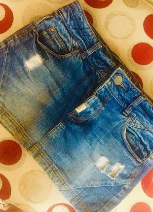 Спілниця джинсова