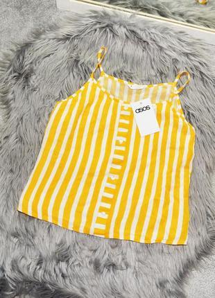 Новый полосатый топ candy couture