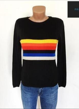Primark радужный свитерочек