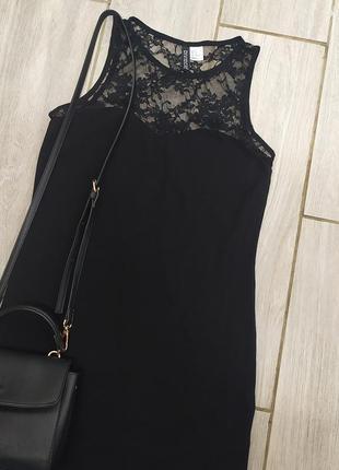Красивое платье-футляр 🖤