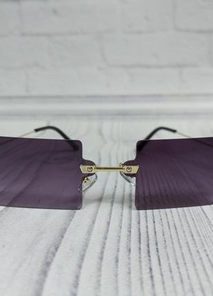 Солнцезащитные очки квадрат