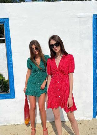Платье в стиле zara, легкое платье