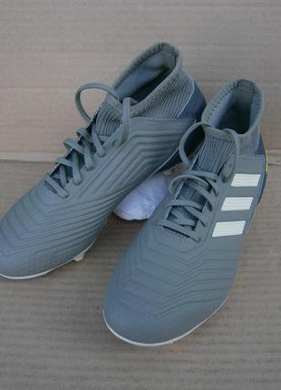 Бутсы adidas predator 19.3 fg ef8208 оригинал