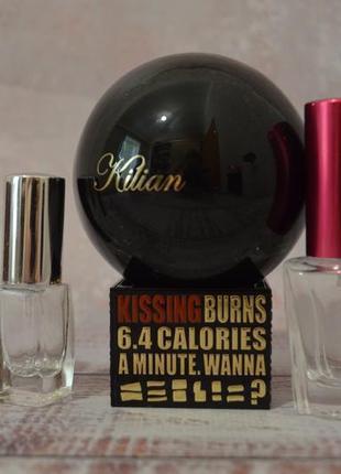 By kilian kissing burns 6.4 calories a minute. wanna workout? отливант