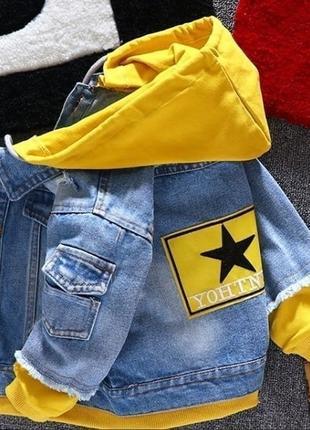 Тренд сезона джинсовка, джинсовая куртка унисекс