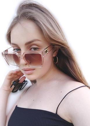 Трендовые солнцезащитные очки 😎☀️