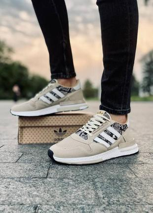 Кроссовки мужские, adidas zx 500 rm