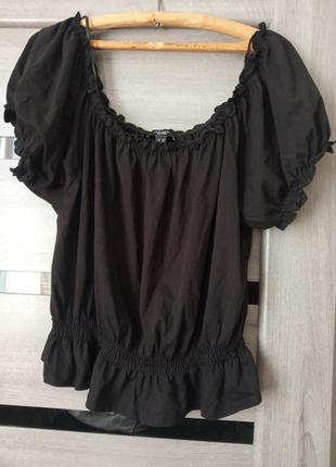 Блузка блуза майка топ