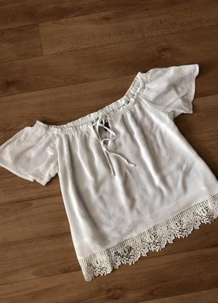 Вискозная вискоза майка блузка блуза
