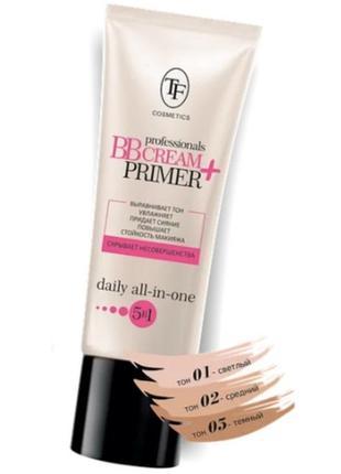 Тональный крем triumph bb cream + primer №