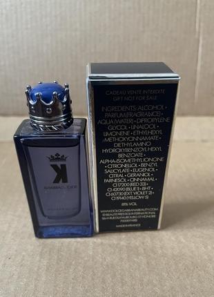 Dolce&gabbana k by eau de parfum 7,5ml2 фото