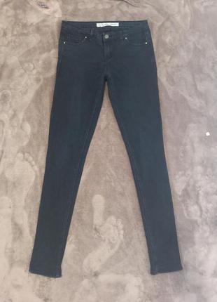 Штаны джинсы скинни узкачи стрейчевые женские denim co
