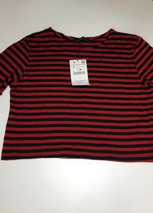 Укороченная кофта zara свитер джемпер