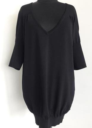 Стильная трикотажная блуза от ischiko, oska, m/l