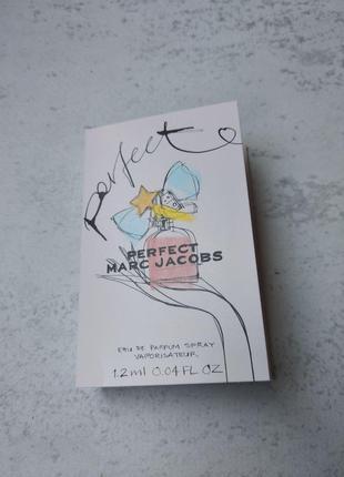 Пробник парфумів marc jacobs perfect
