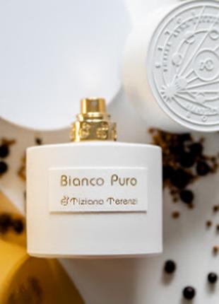 Аромат в стиле bianko puro tiziana terenzi стойкий пробник аромата ,тизиана стойкие духи,фруктовые