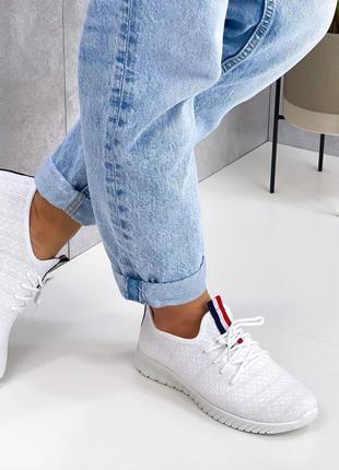Кеды spot, белые, обувной текстиль
