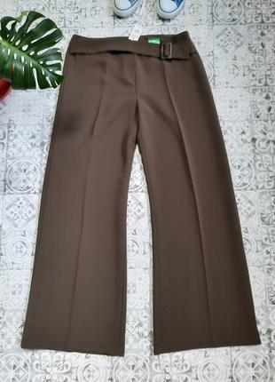 Класссные брюки палаццо wallis