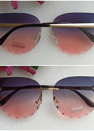 Новые красивые очки хрусталики, бабочки