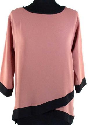 Легкая красивая блузка quiz