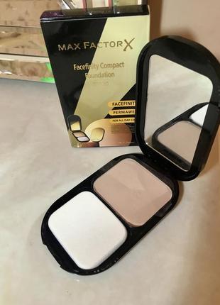 Max factor facefinity spf 20 пудра для лиця обличчя для лица