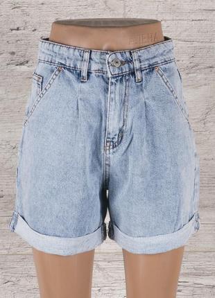 Шорты джинсовые 25-30 р