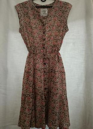 Платье-халат (платье-рубашка)