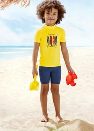 Костюм для водных игр, плавальный костюм для мальчика уф защита lupilu