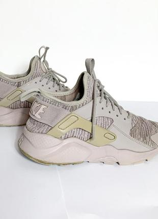 Nike air huarache run ultra оригинал. кроссовки серые