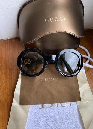 Gucci очки оригинал