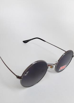 Круглый солнцезащитные очки