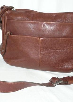 Lorella pagano италия качественная крепкая практичная кожаная сумка шкіряна сумка