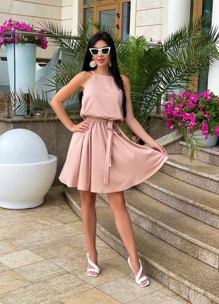 Летнее красивое платье
