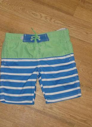 Цветные шорты для мальчика*шорты на 4-5 лет