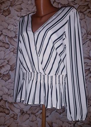 Блуза в полоску💣