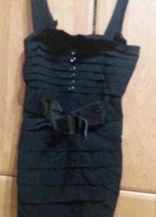Комбез костюм школьный  платье с карандаш