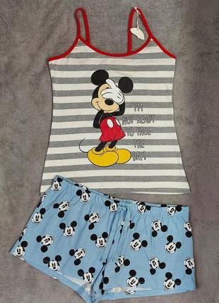 Пижама или костюм для дома , 14-16 размер, евро 42-44